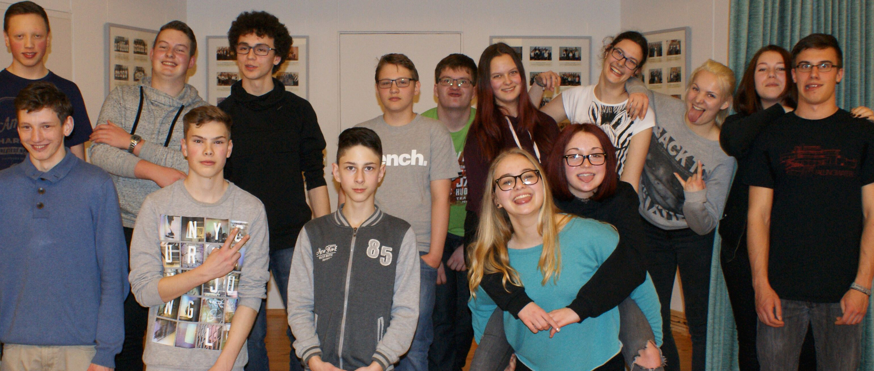 Jugendkreis bearbeitet